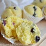 Orange Blueberry Muffin Recipe