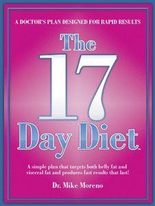 17 Day Diet Book