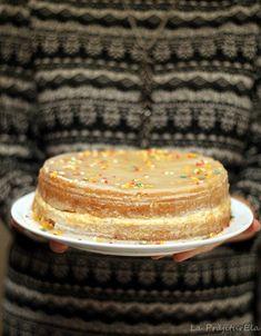 carrot cake cu crema de mascarpone si portocale