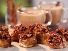 Blackberry-Hazelnut Sticky Buns from CookingChannelTV.com