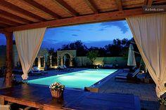 Italian villa, Puglia, Italy