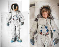 SpaceAstronautBedSet