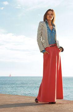 Striped Jacket #jamesfaith712 #sasssjane #StripedJacket #fashionjacket www.2dayslook.com