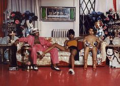 """""""Hispaniques, Williamsburgh, 1979″ by Jean Paul Goude"""