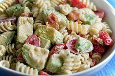 Bacon, Tomato, Avacado Salad