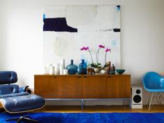 Elephant Ceramics Brooklyn Living Room | Remodelista