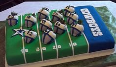 Dallas Cowboys Cake Ideas | Chocolate Covered Dallas Cowboy Strawberries — Groom's Cakes