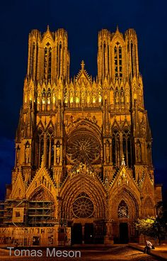 Catedral de Reims (France)