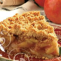 Tippin's French Apple Pie