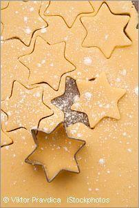 German Christmas Butter Cookies