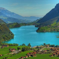 Lake Brienz ~ Interlaken, Switzerland