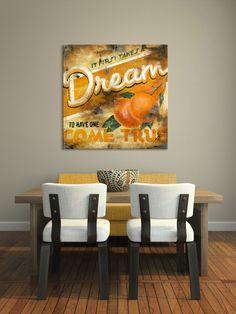 Rodney White - dreams Room View