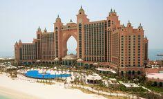 Atlantis, The Palm (Palm Jumeirah, Dubai, UAE)