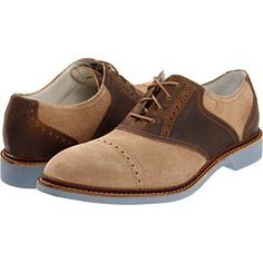 Cole Haan Air Franklin Saddle Oxford Shoe - $178