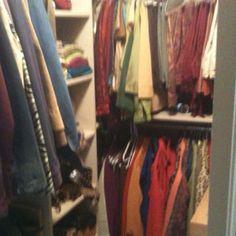 My Type 3 closet!