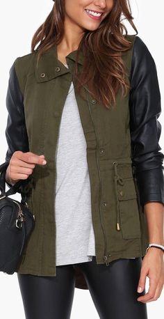 recruit jacket
