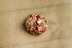 Strawberry Coconut Breakfast Cookies – Gluten-free   Vegan