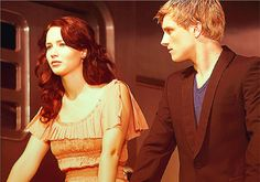 """Hunger Games still: """"but I don't want to forget."""""""