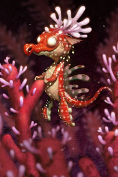Sea dragon. WOW!!