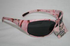 Pink Camo Realtree sunglasses? ahhhhh