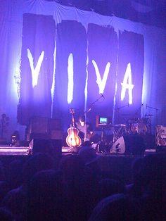 beautiful Viva stage!
