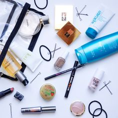 NYFW Essentials That Live In An LA Blogger's Beauty Bag | Margo and Me
