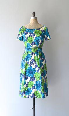 Suzy Perette dress vintage 1950s dress floral by DearGolden