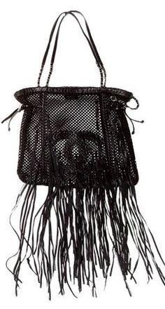Chanel Resort Fringe Bag