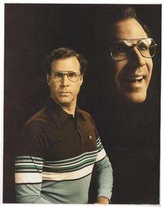 Geeky Will Ferrell