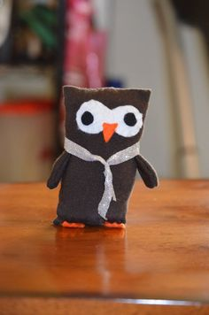 Customized Sock Owl  Made to Order by CturtleCrafts on Etsy, $10.00