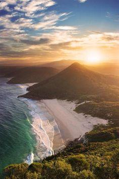 Zenith Beach, New South Wales, Australia - photo© ?