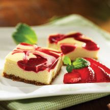 Weight Watchers Smucker's Berry Cheesecakes Bars - 2 points each!