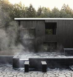 Station Blü un progetto di Blouin Tardif Architecture