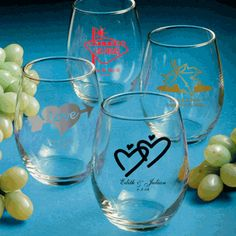 wines, gift boxes, wedding favors, shower favors, wine glass, person stemless, bridal shower, stemless wine, baby showers