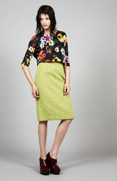 Blames Fall 2012 Collection is Nostalgia for the Modern Woman