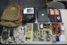 B.O.B. (Bug Out Bag) list of good things to have.