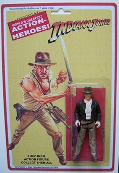 Indiana Jones figure - Indiana Jones - Popsfartberger