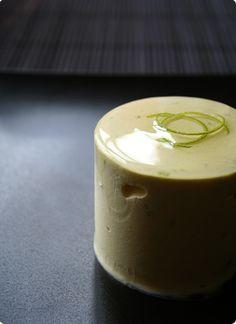 Coconut lemongrass icecream