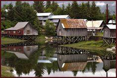 Petersburg, Alaska.  #Alaska