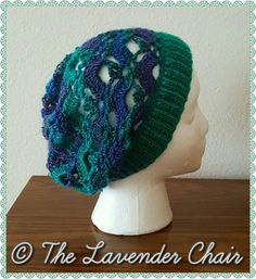 Gemstone Lace Slouch