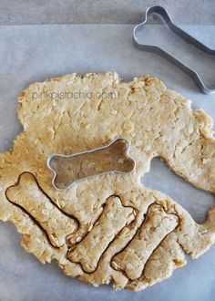 Peanut Butter Dog #Biscuits