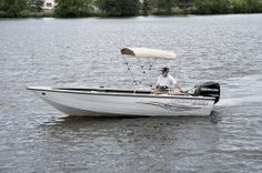 New 2008 Crestliner Boats Fish Hawk 1850 SC / WT Multi-Species Fishing Boat