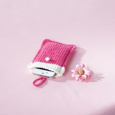Crocheted Cell Phone Cover Pattern