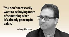 Investment advice from Greg Plechner, principal and wealth manager, Modera Wealth Management (Credit: Bryan Thomas for the WSJ)
