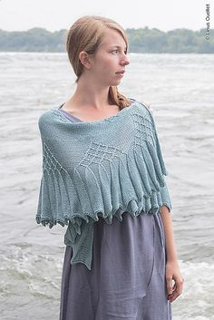 So pretty!  Ravelry: Isen pattern by Susanna IC