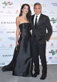 George Clooney Reveals He's Marrying Amal Alamuddin In Venice