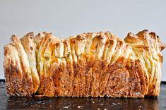 cheesy puff pull apart bread