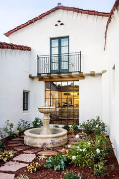 Mediterranean Home Design,