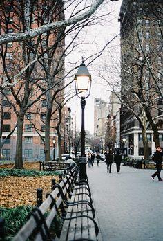 NYC. Fall in the city #nyc #manhattan #fall #autumn #newyork #potamkinnyc