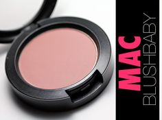 MAC blush baby! My favorite blush.